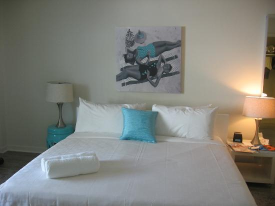 The Aqua Hotel: отдохните!