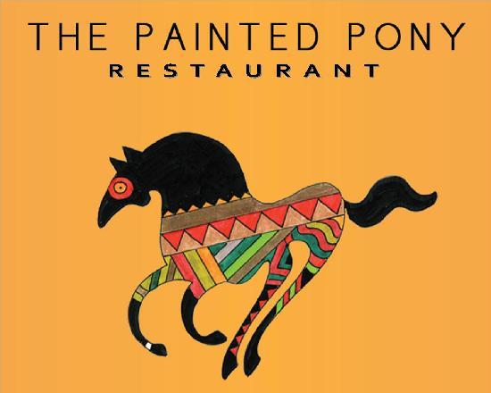 Painted Pony Restaurant Menu