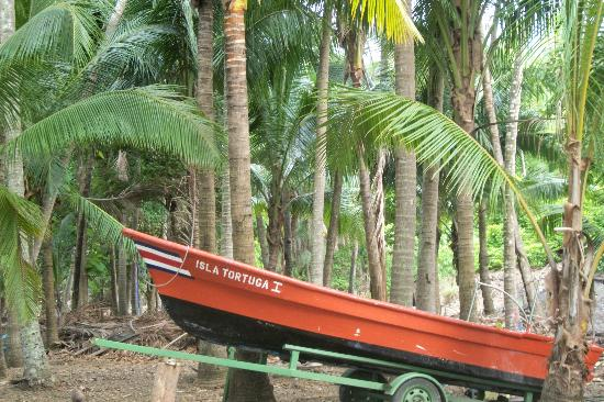 Curu National Wildlife Refuge: visiting the nearby islands