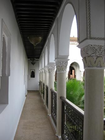 Le jardin d'Abdou: First floor