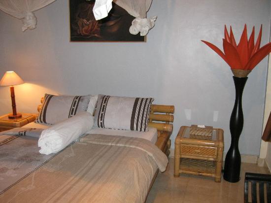 Sawah Sunrise Bed & Breakfast: bedroom no 1