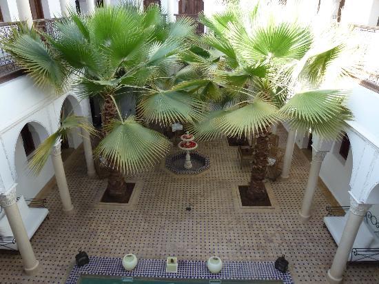 Le jardin d'Abdou: Patio