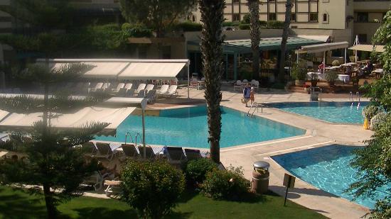 The Sense De Luxe Hotel: zwembad