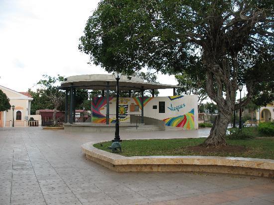 Isabel Segunda: Plaza en Isabel II