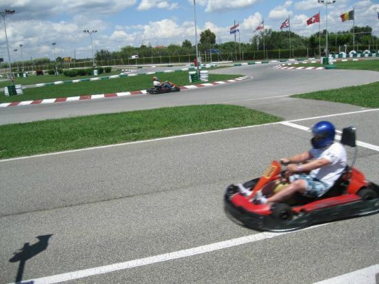 Karting Salou: 2