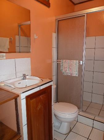 Los Alemanes : Doppelzimmer Privatbad