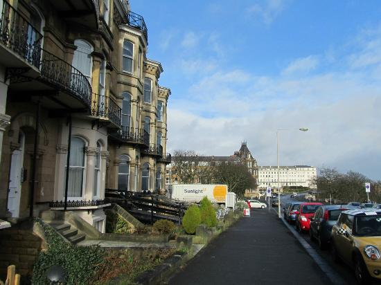 Mansion House Scarborough: fresh new morning at the Majestic