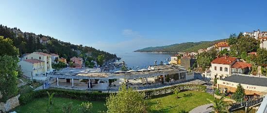 Hotel Amfora: Panorama View from Balcony Room 207
