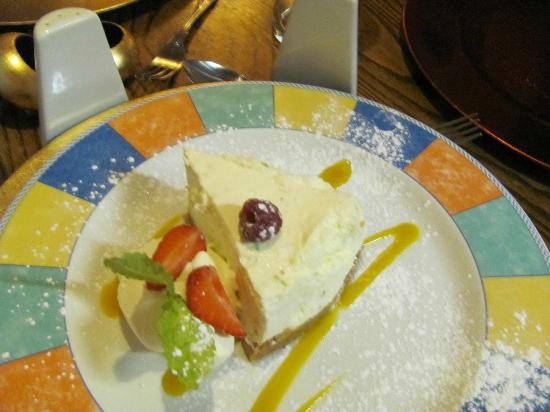 Horse & Farrier Inn: Key Lime Pie