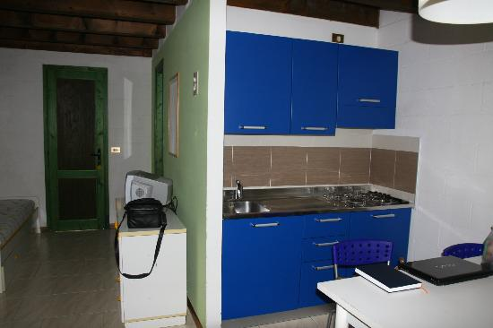 Duna Rossa Residence: Апартаменты для 4-  2 этажа