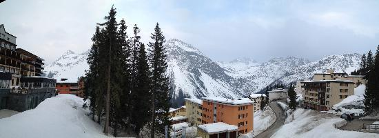 Waldhotel National: View From Our Balcony