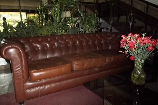 Sentrim Nairobi Boulevard Hotel: Reception area