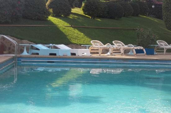 Sentrim Nairobi Boulevard Hotel: Swimming pool