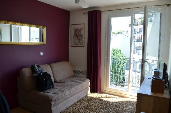 Residence Blanche: room #42