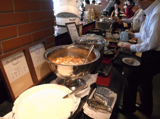 Kitchen Room Shiki: 朝食