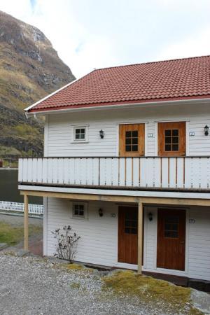 Flam Marina & Apartments: Das hotel