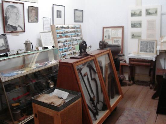 Tatura Irrigation and Wartime Camps Museum