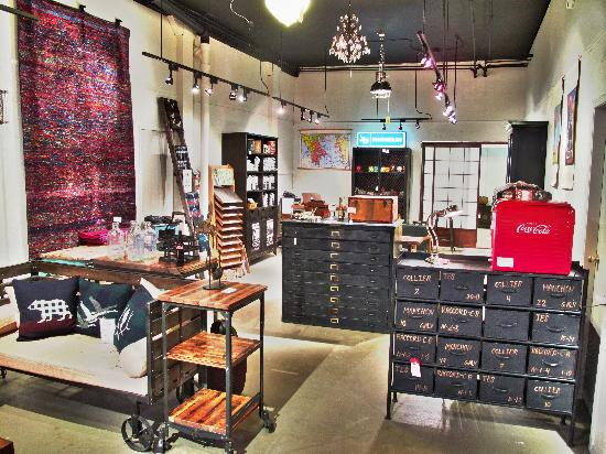 Vintage Home Furnishings at Trade Roots