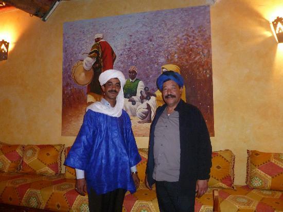 Hotel Kasbah Lamrani : MERCI MY ABDELWAHED