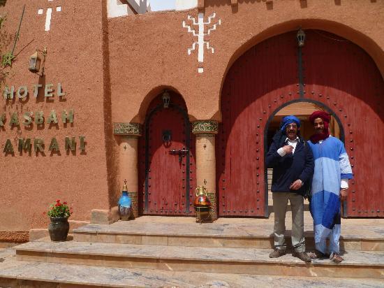 Hotel Kasbah Lamrani : MERCI LA FAMILLE LAMRANI