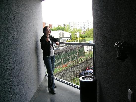 Green Vilnius Hotel: Palarnia w hotelu