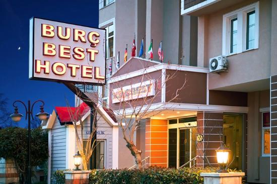 Burc Best Otel: girş