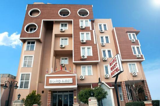 Burc Best Otel: otelimiz