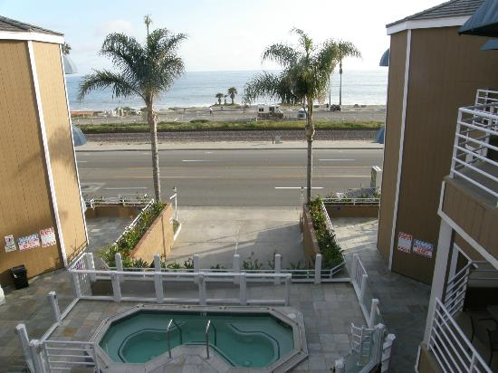 Quality Inn & Suites Oceanview: View from balcany