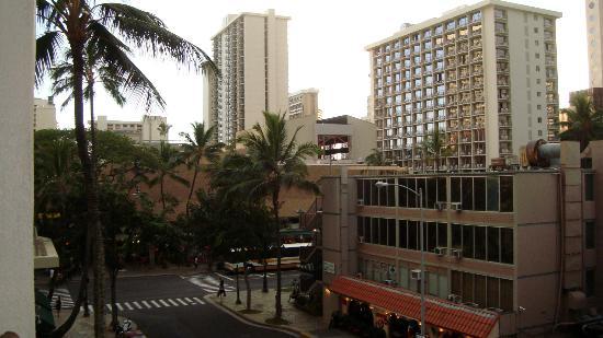 Pearl Hotel Waikiki: View
