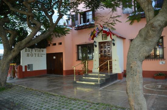Bayview Hotel: vue extérieure