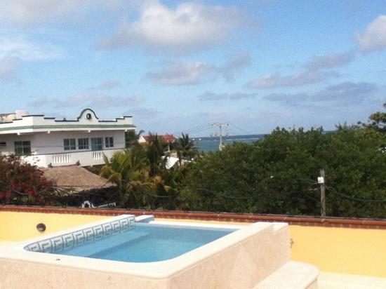 Condo-Hotel Marviya: piscine/Spa sur le toit