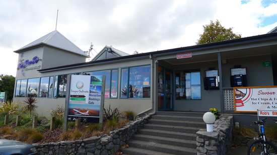 Taupo DeBretts Spa Resort: DeBretts Resort and Spa