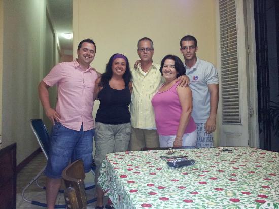 Casa Hilda y Alejandro: Con la familia!