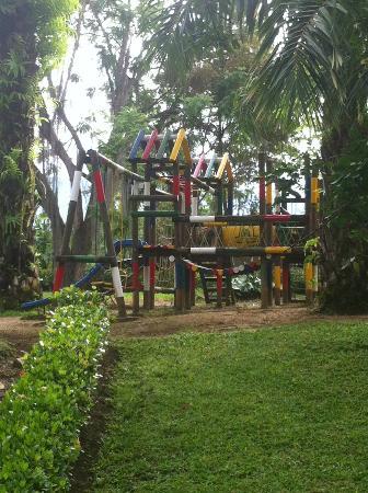 Meson del Cuchicute: Playground