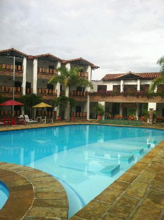 Meson del Cuchicute: Pool