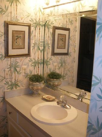 Shoreline Towers: guest bathroom