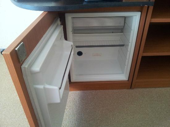 Hunguest Hotel Repce: minibar