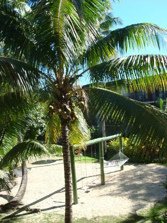 Mercure Nadi: View from balcony