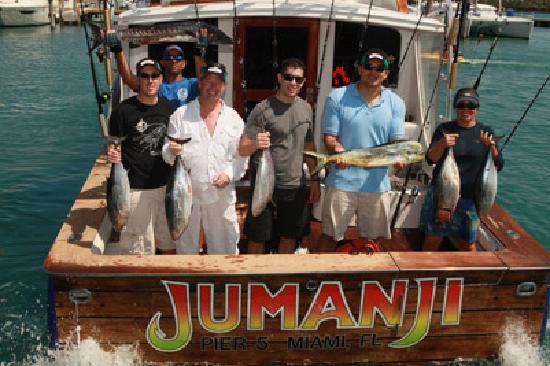 Deep sea fishing miami jumanji fl updated 2018 top for Deep sea fishing miami