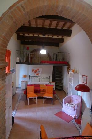 Residence Le Santucce: Apartamento