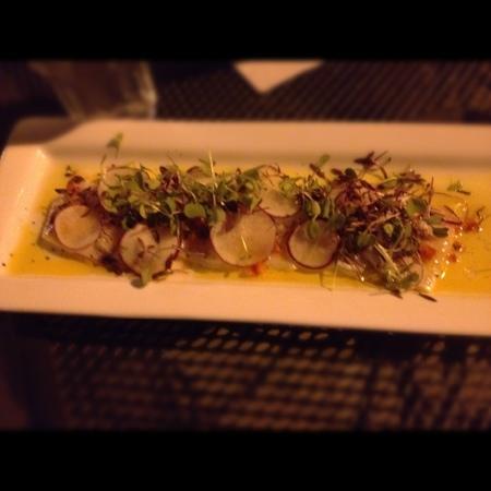 Rain Restaurant & Bar : sashimi special, our favorite ...