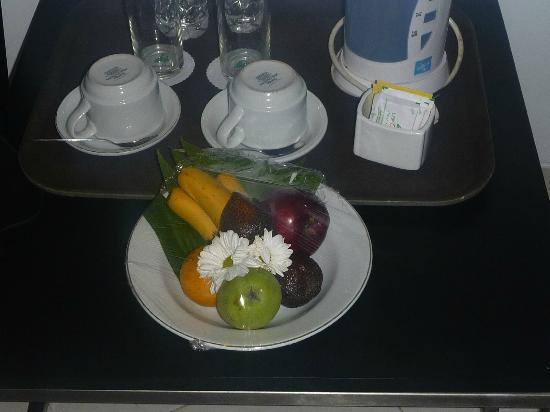 LPP Garden Hotel : Complimentary in room