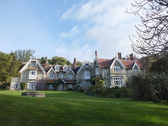Lisle Combe: A fabulous Mansion to holiday in