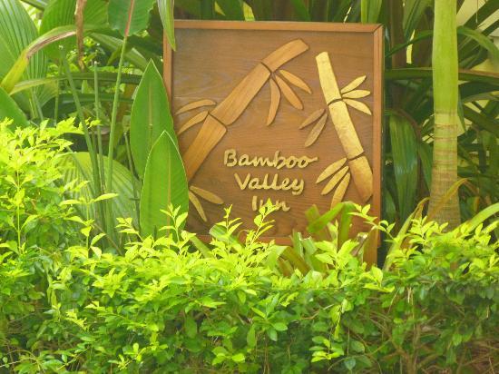 Bamboo Valley Inn: Simply Paradise this B & B