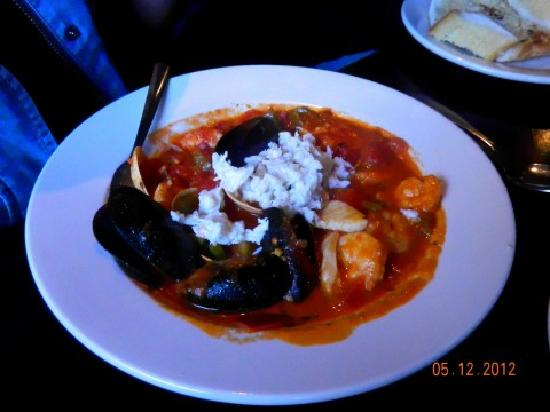 Little Daddy's Gumbo Bar: seafood stew