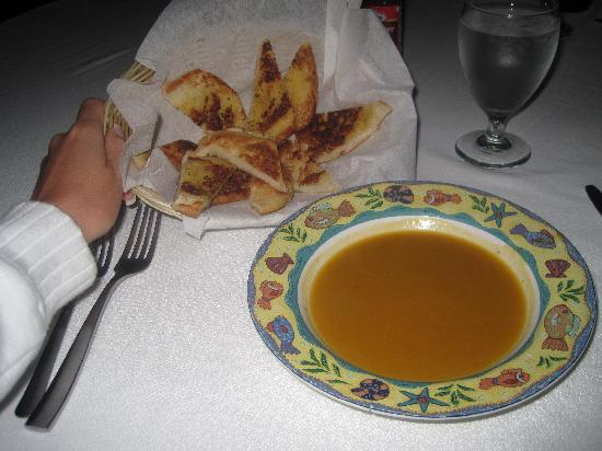 Idle Awhile The Villas: you have to get the pumpkin soup!!