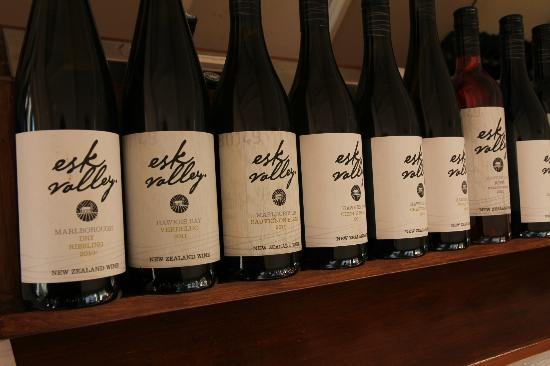 Esk Valley Winery - wines