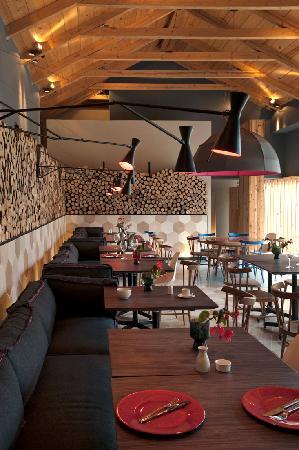 Hotel Bo: Restaurante