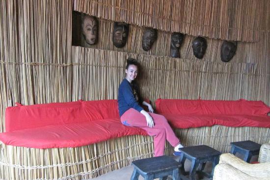 The Home of Edirisa Hostel Museum : Bar