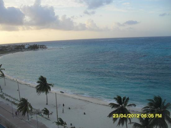 Hotel Blue Tone: Vista desde la Habitación  :)